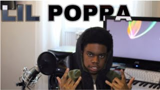 """Lil Poppa """"I Use To Doubt Myself"""" Recording In LA & Under Investigation Streamed Over Million"""
