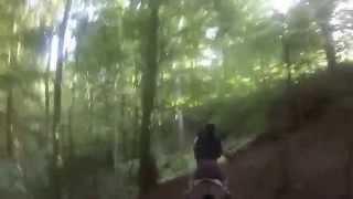 Stadnina Koni Runowo - Teren lipiec 2014 I turnus GoPro HD