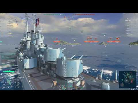 World of Warships - Air Defense