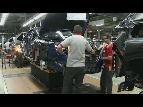 Eurozone economy powers ahead - economy