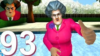 Scary Teacher 3D - Gameplay Walkthrough Part 93 3 New Levels (Android, iOS)