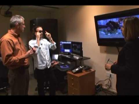 DreamWorks' Katzenberg on 3D Animation, Technology: Innovators