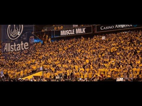 2015 Sun Devil Stadium Ingress Video