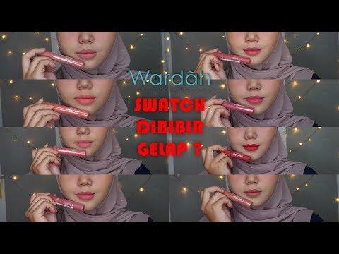review-wardah-colorfit-velvet-matte-lip-mousse-+-swatches