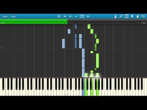 Ao Haru Ride - I Will [Piano Tutorial]