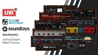 devstream Soundtoys | Live QA with Mitch Thomas | Win the Soundtoys Bundle