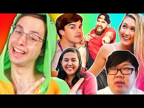 The Try Guys Reveal Their Favorite YouTubers