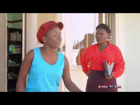 "Video (skit): Kansiime Anne – And You Risk Disconnecting Me? ""my husband is allergic to showering"""