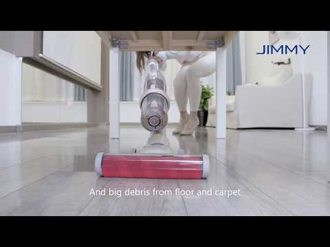 Xiaomi JIMMY JV71 Vacuum Cleaner Official Video