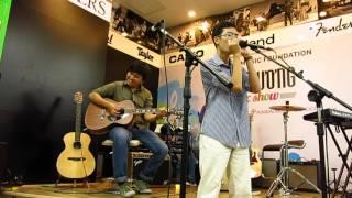 Hòn Vọng Phu - Harmonica - Band Vòng Tay Sắc Màu