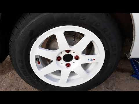 Колесные диски Slik L1720S R14 и шины Tigar Sigura 185/70 R14