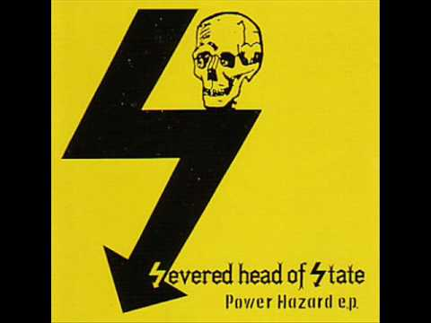 Severed Head of State - A Future Like a Guillotine