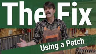 Using a Patch - The Fix with Jory Brigham