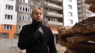 Видеообращение Президенту Путину от обманутых дольщиков - Любовь