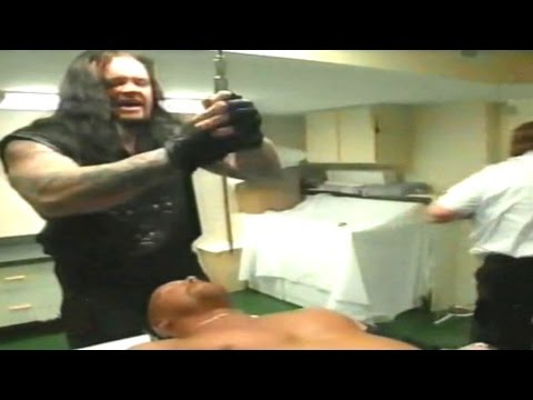 Thumbnail: 10 Times The Undertaker Attempted Murder In WWE