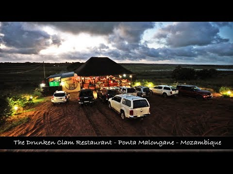 Visit Mozambique | The Drunken Clam Restaurant & Bar Ponta Molangane