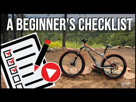 Buying your FIRST Mountain Bike - A Beginner's Checklist ✅