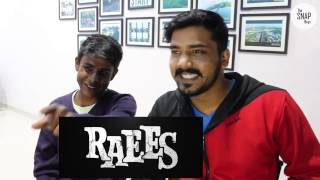 Raees Ko Nahi Chhodunga Main ! Reaction In Hindi & Marathi    Nawazuddin Siddiqui, Shah Rukh Khan !
