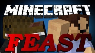 Repeat youtube video BRAND NEW Minecraft Feast Minigame w/ MrWoofless