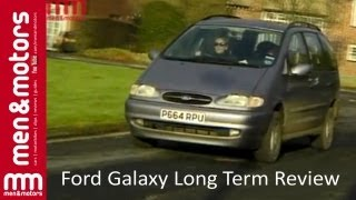 1998 Ford Galaxy Long Term Review(Peter Baker talks about the pro's and con's of the 1998 Ford Galaxy and compares long term reviews vs short term. Plus he takes in for servicing to see how the ..., 2013-08-07T11:47:50.000Z)