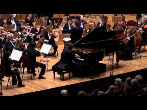 Moszkowski - Piano Concerto op.59 - Movements n. 2 and n.3 - PASQUALE IANNONE
