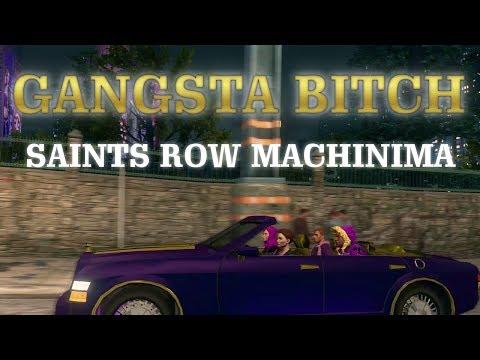 Haru Haru: Saints Row 3 Machinima (Apache - Gangsta Bitch)