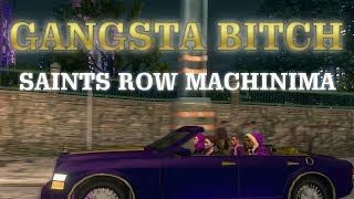Haru Haru: Saints Row 3 Machinima (Apache - Gangsta Bitch)