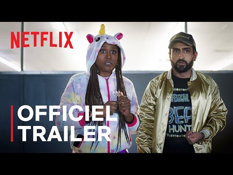 The Lovebirds | Issa Rae og Kumail Nanjiani | Officiel trailer | Netflix