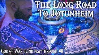 God of War blind playthrough & mythology discussion, day 8