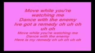 Little Boots   Remedy karaoke