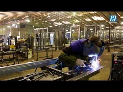 Производство входных стальных дверей Интекрон (Йошкар-Ола)