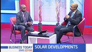 Eng. Philip Holi, Technical Director at Davis & Shirtliff interview on KTN Business Today