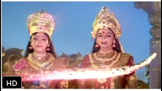 telugu padaniki janmadinam - Annamayya HD songs | Nagarjuna | Ramya Krishna | Keeravani