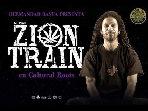 Hermandad Rasta Presenta ZION TRAIN EN CULTURAL ROOTS REGGAE CLUB. ¿ya tienes tu playera?