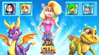 Tawna, Trophy Girls, Spyro, Pase de Batalla*, Temporadas, Nuevas Pistas & MUCHO MÁS! (CTR Noticias)