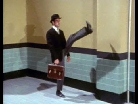 15  Ministry of Silly Walks  Monty Python's Flying Circus