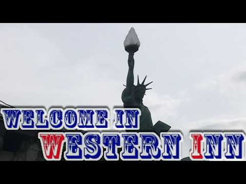 Smoker Kurs Review and sight seeing at the Western Inn 2017 Video littleGasthaus