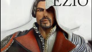 NECA Ezio from Assassin