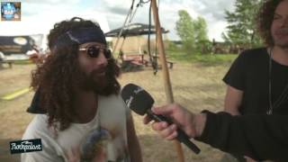 Wolfmother - Interview @ Highfield Festival | 19.08.2016