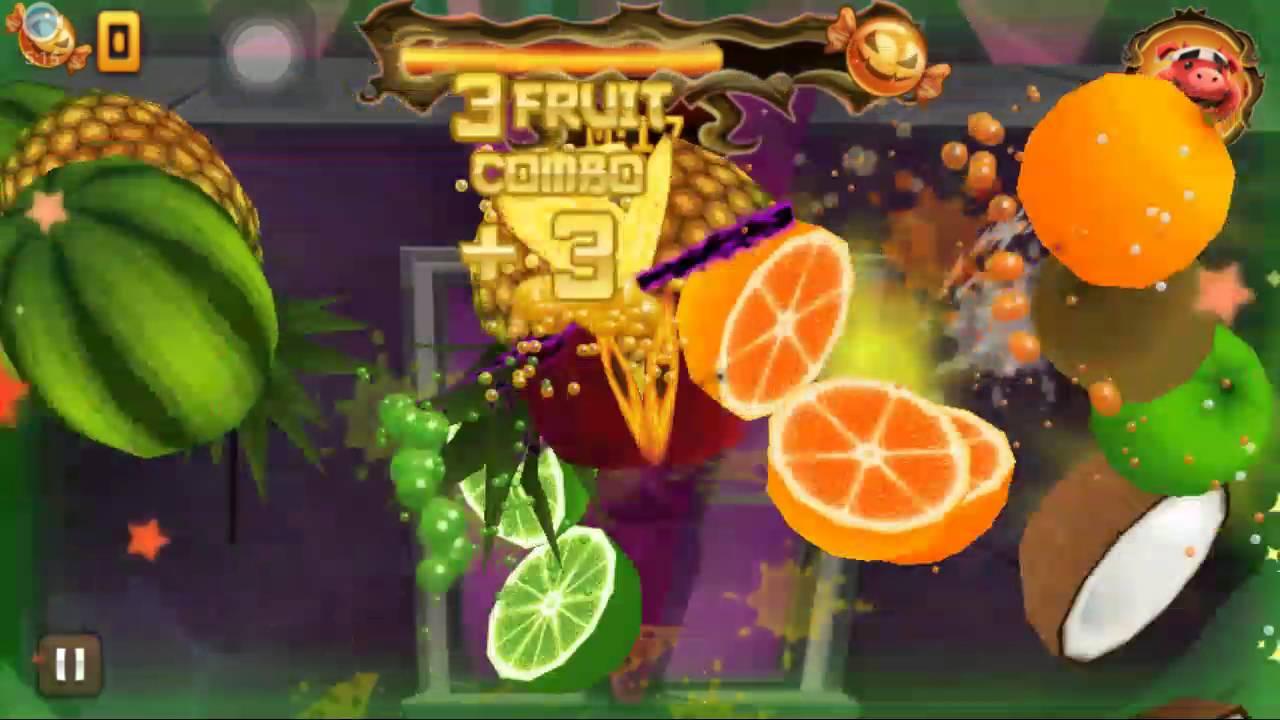 Chém hoa quả tập1:Chém đã tay,mini game quá đỉnh