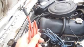 видео Ваз 21074 троит двигатель причина