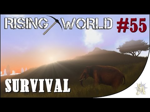 Rising World: Survival #55 - New Crafting Stations