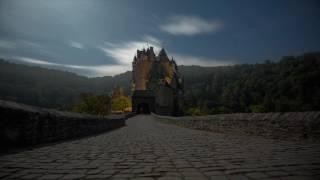 A journey through the night / Видео