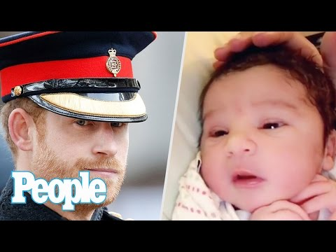 Prince Harry Leads Tribute, Meet Rob Kardashian's Mini-Me & More | People NOW | People