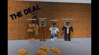 THE DEAL | ROBLOX Realistic Roleplay 2