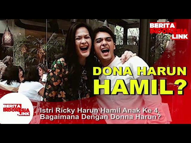 Donna Harun Hamil??