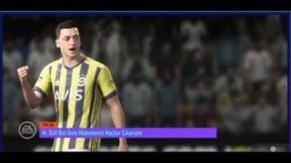 FIFA | Mesut Özil Fenerbahçe'de hat trickle başladı!