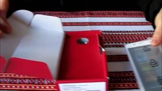 Распаковка Prestigio Grace R7 из Rozetka.com.ua