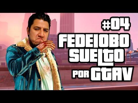 JUGANDO CON EL CREW: Fedelobo suelto por GTA V
