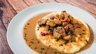 A Taste of New Orleans: Voodoo Shrimp and Grits  TOM TO TABLE
